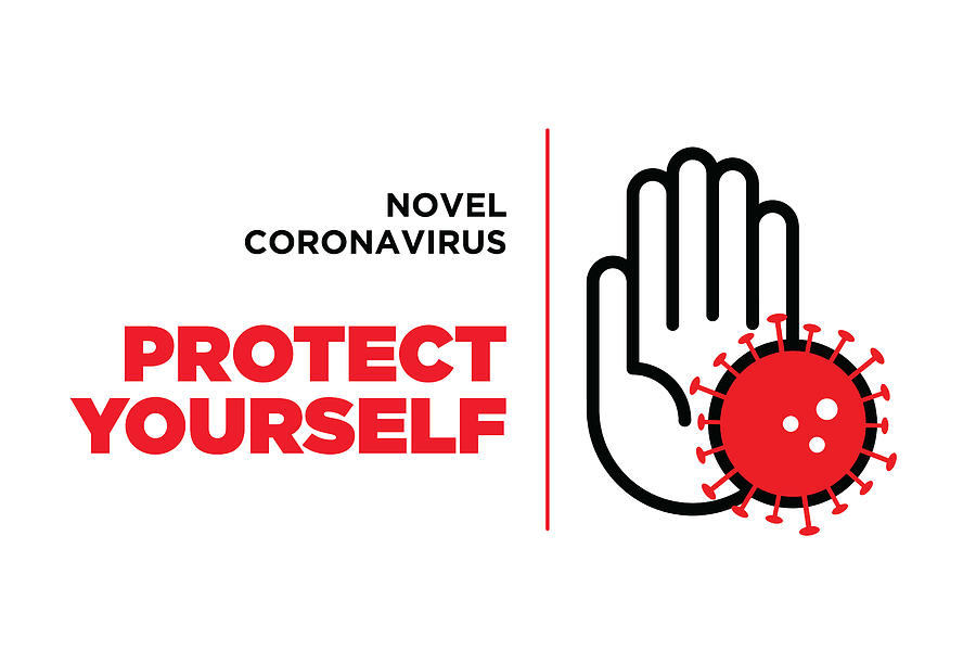 Wuhan coronavirus outbreak influenza as dangerous flu strain cases as a pandemic concept banner flat style illustration stock illustration Drawing by KaanC