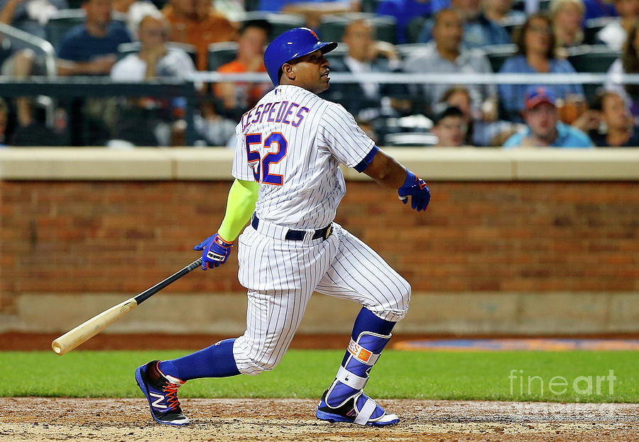 Yoenis Cespedes Photograph by Jim Mcisaac