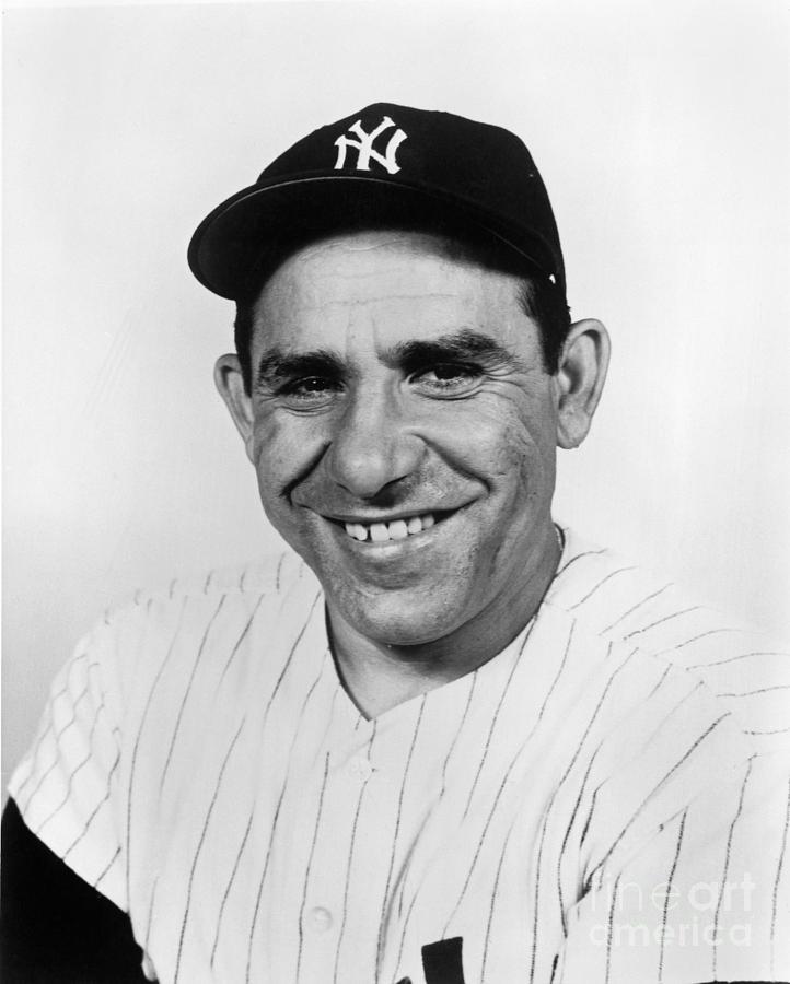 Yogi Berra Photograph by National Baseball Hall Of Fame Library