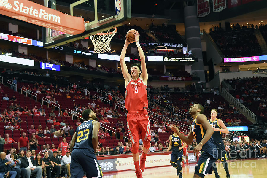 Zhou Qi Photograph by Bill Baptist