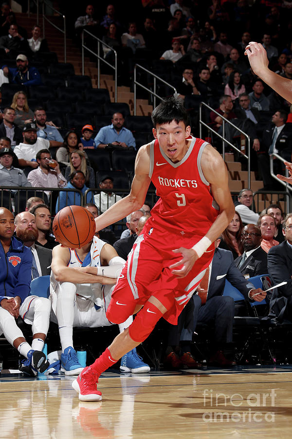 Zhou Qi Photograph by Nathaniel S. Butler