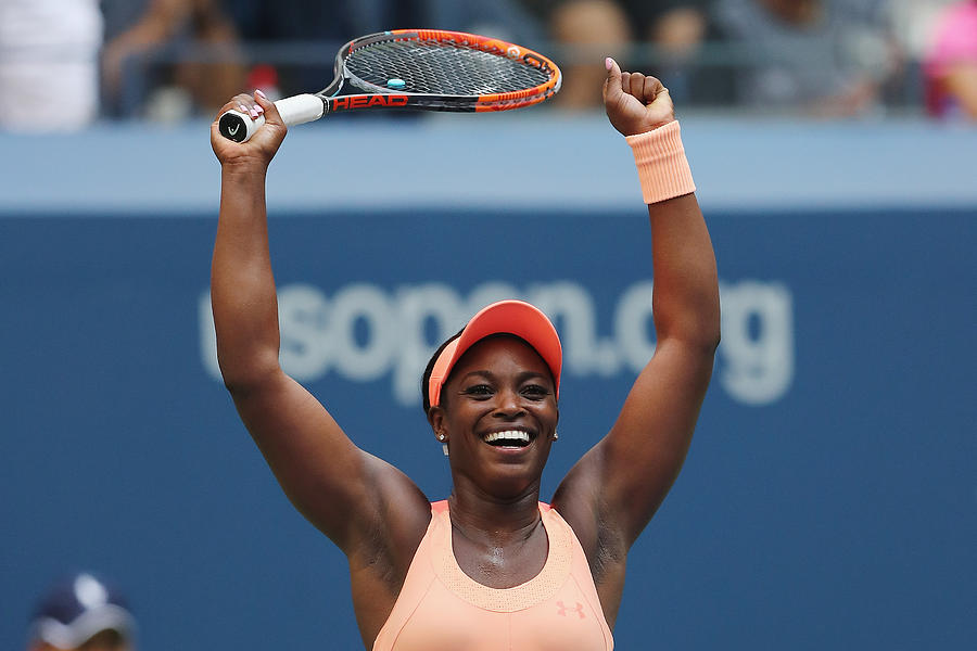 2017 US Open Tennis Championships - Day 9 Photograph by Elsa