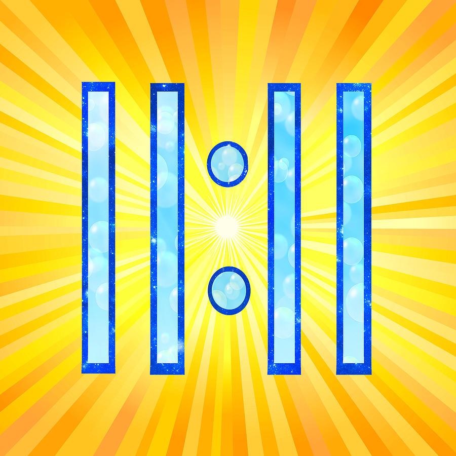 11 11 Gateway Digital Art