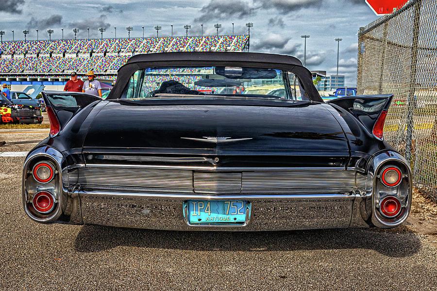 1960 Cadillac Series 62 Convertible Photograph