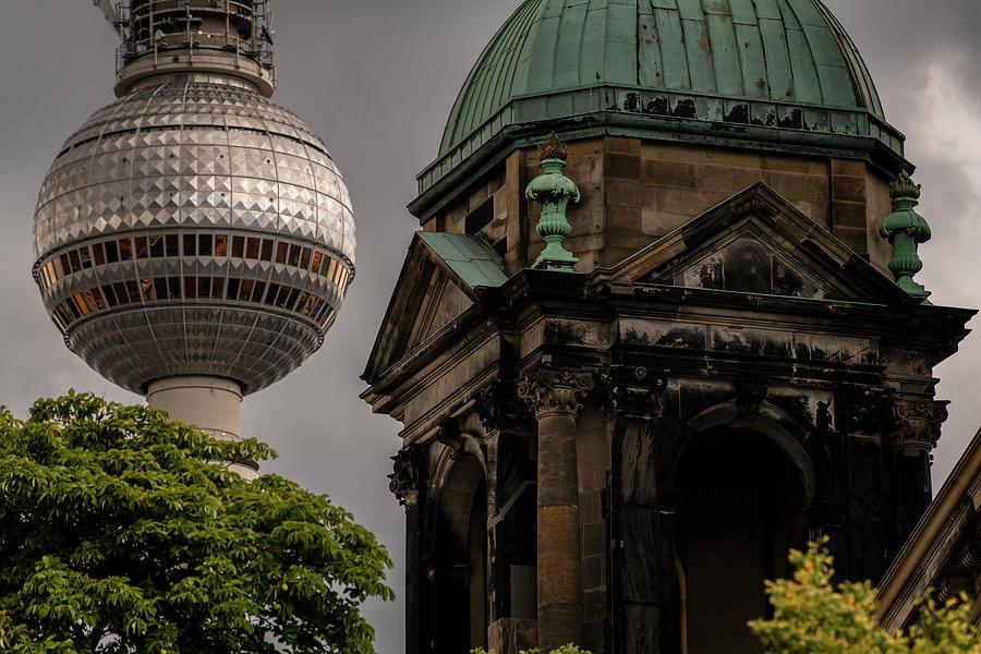 Fernsehturm, Berlin Photograph