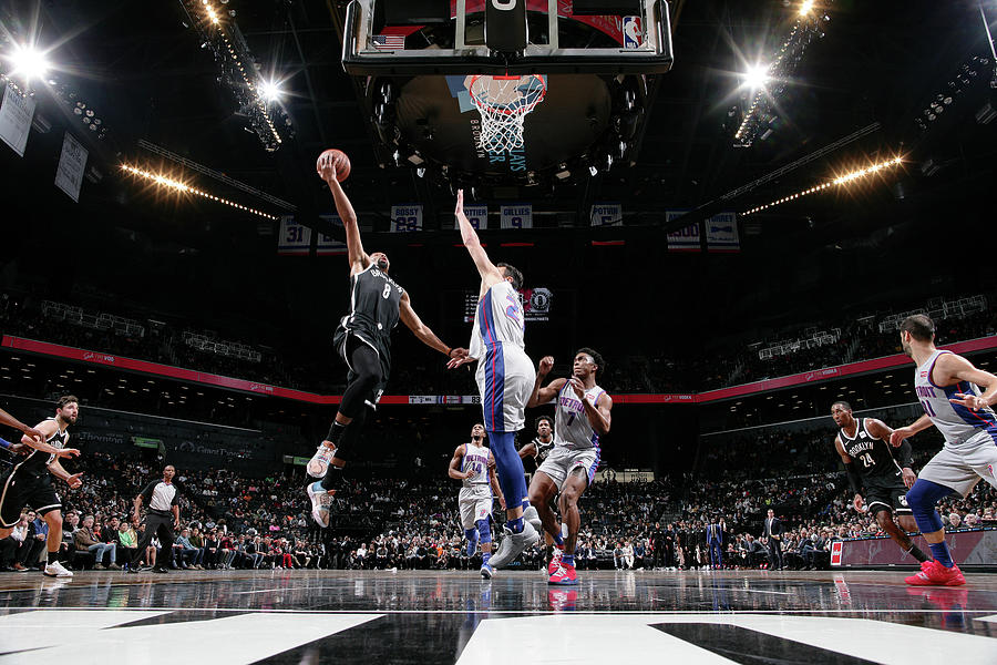 Spencer Dinwiddie Photograph by Nathaniel S. Butler