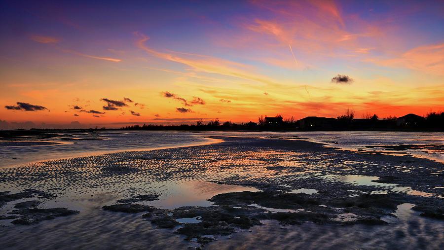 Serene Sunset Photograph