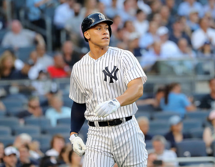 Aaron Judge Photograph by Elsa