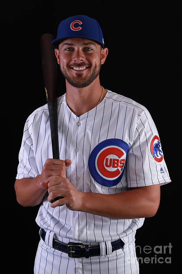 Kris Bryant Photograph by Gregory Shamus