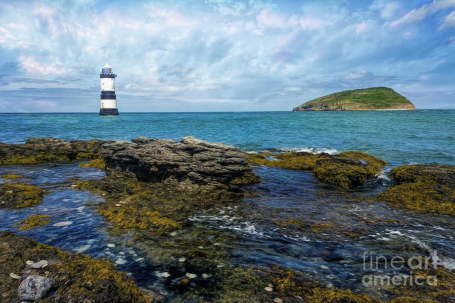 Penmon Lighthouse Photograph