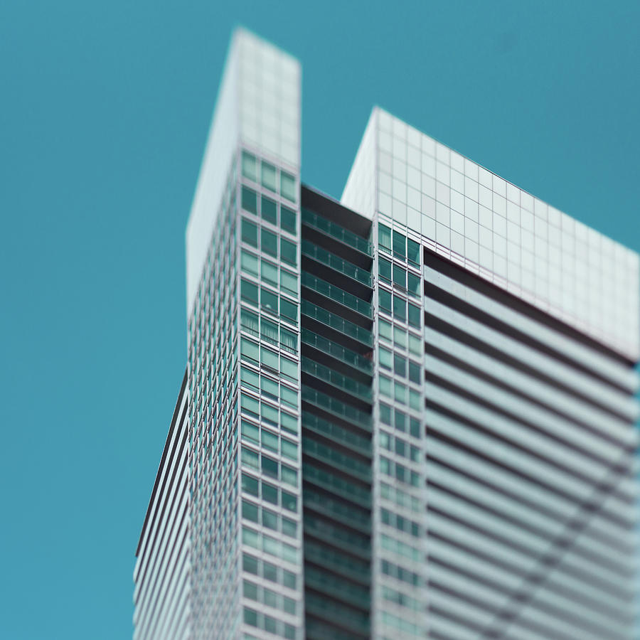 Abstract Architecture Toronto Photograph