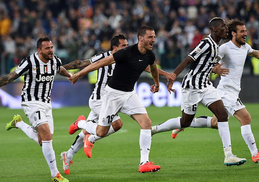 Juventus v Atalanta BC - Serie A Photograph by Giuseppe Bellini
