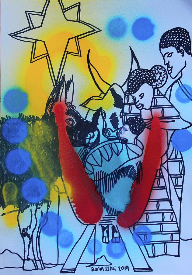 Nativity by Gloria Ssali