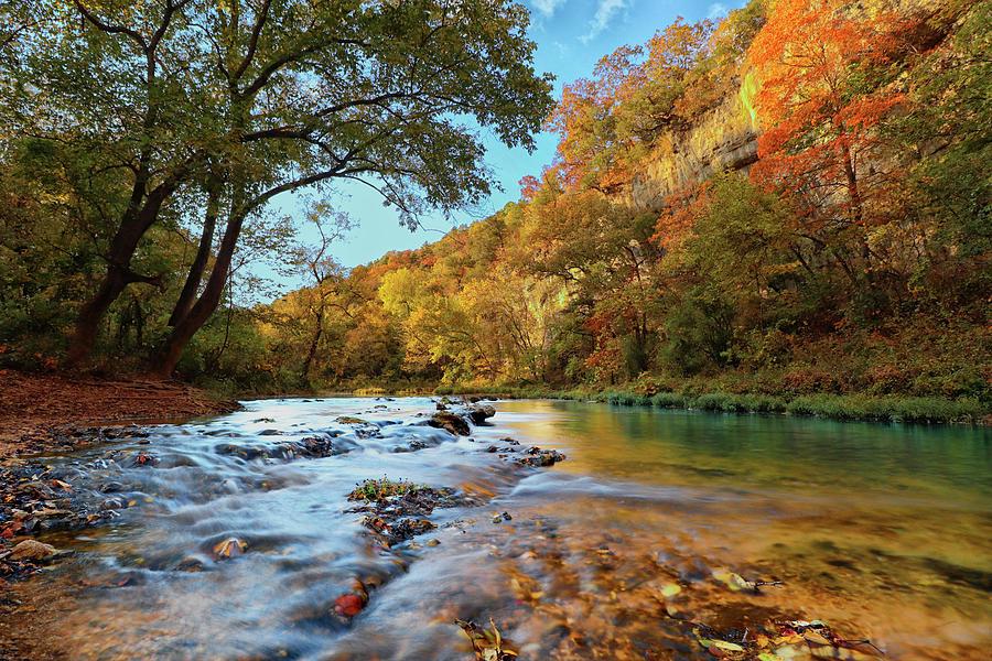 #134 - Douglas County Stream Photograph