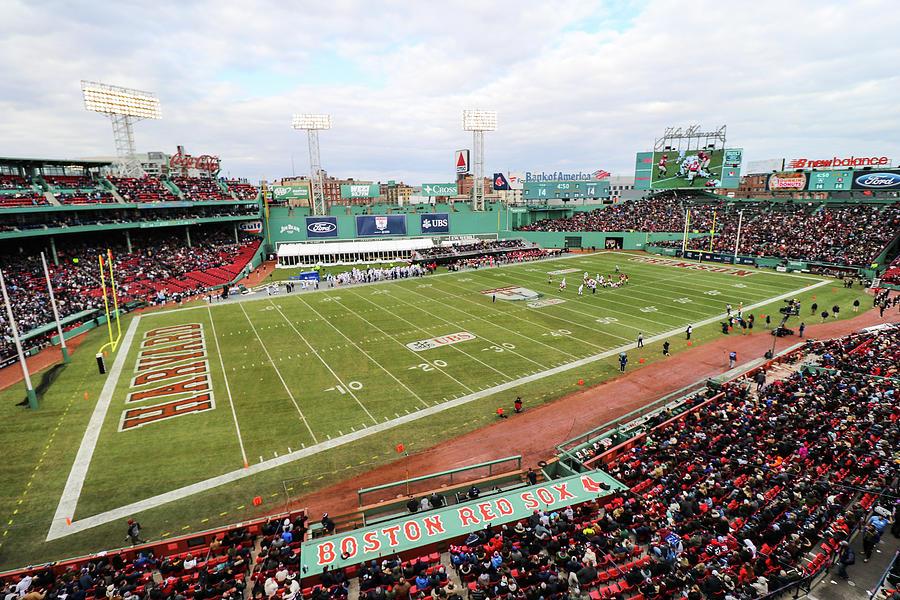 Harvard-Yale at Fenway Park was inevitable - The Boston Globe