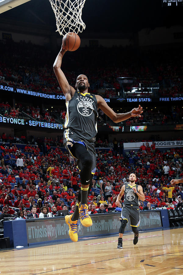 Kevin Durant Photograph by Layne Murdoch