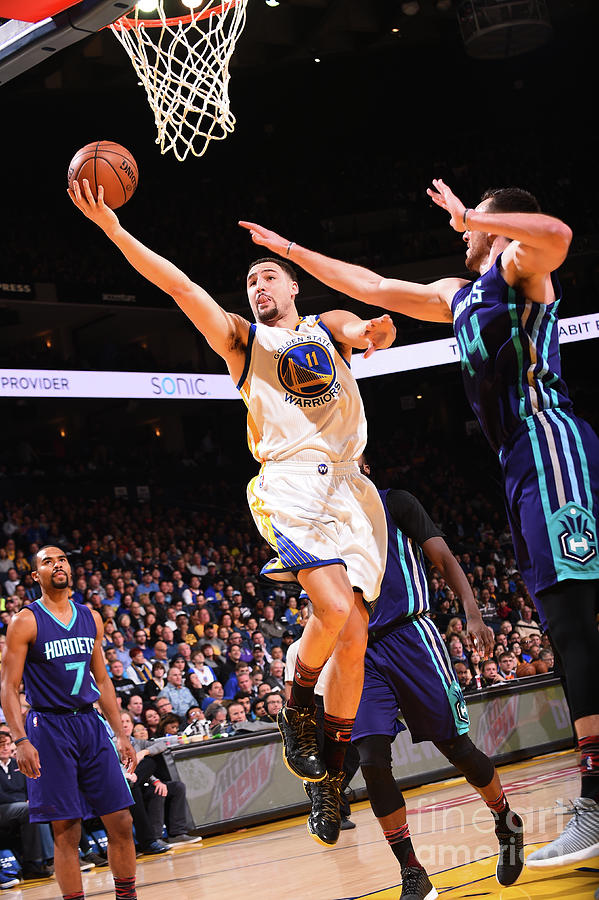 Klay Thompson Photograph by Noah Graham