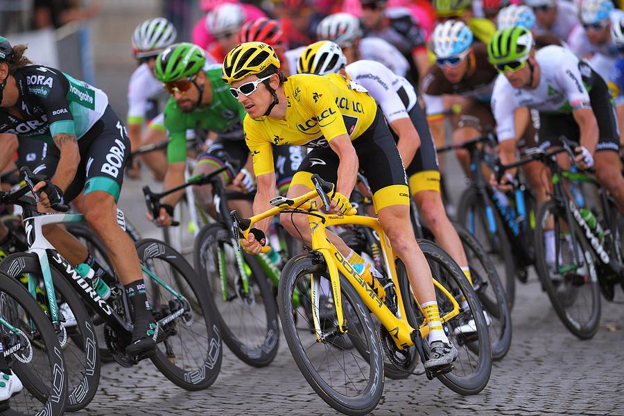 Cycling: 105th Tour de France 2018 / Stage 21 Photograph by Tim de Waele