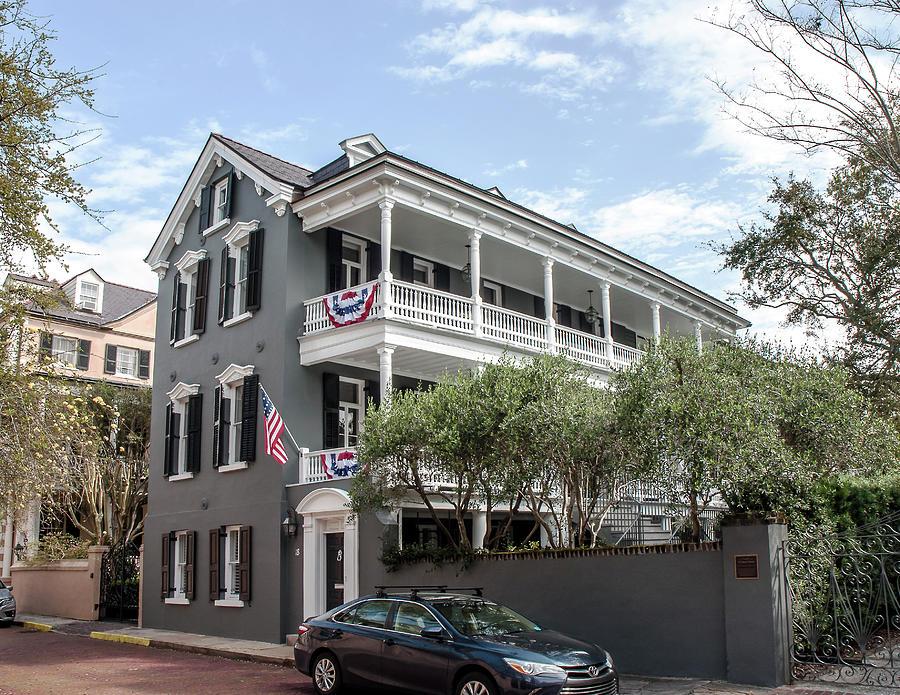 18 Church Street - Charleston Photograph