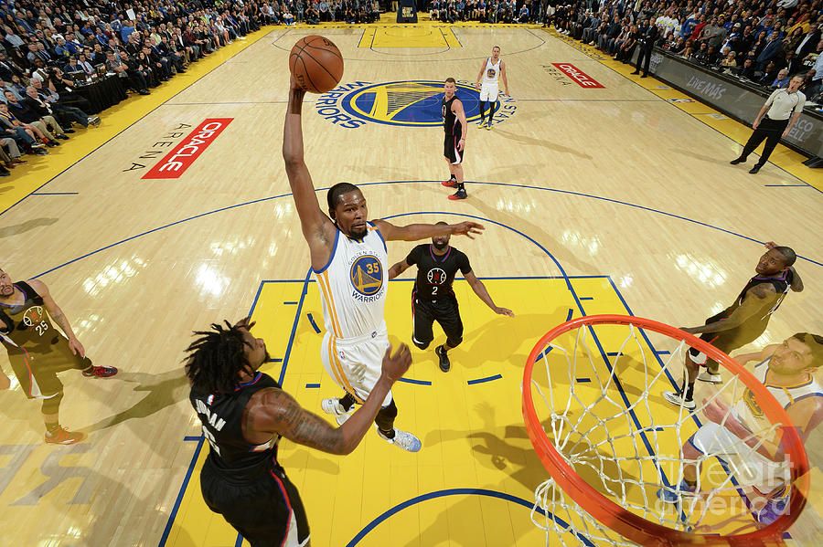 Kevin Durant Photograph by Noah Graham