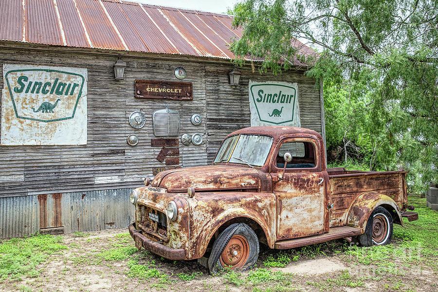 1940 Dodge Truck by Lynn Sprowl