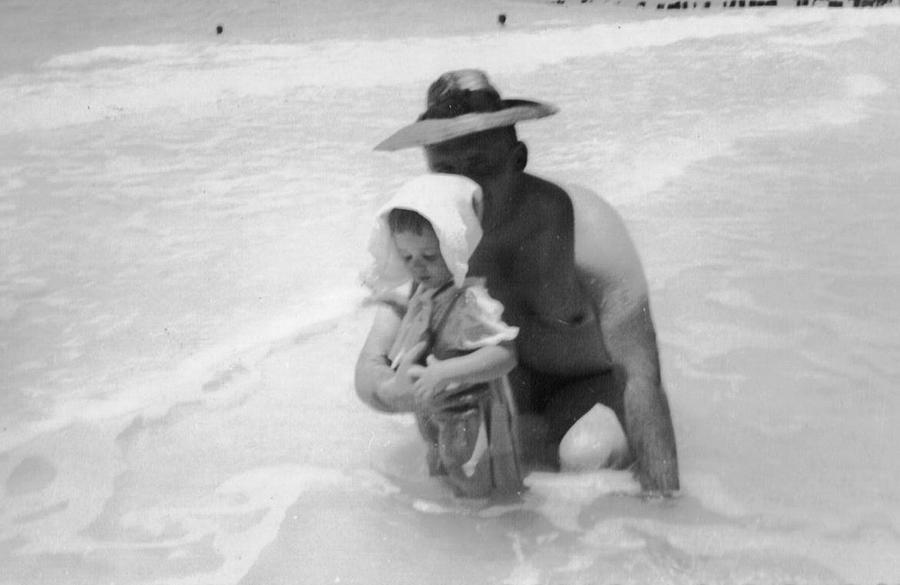 1948 Sarasota FL by Barbara Keith