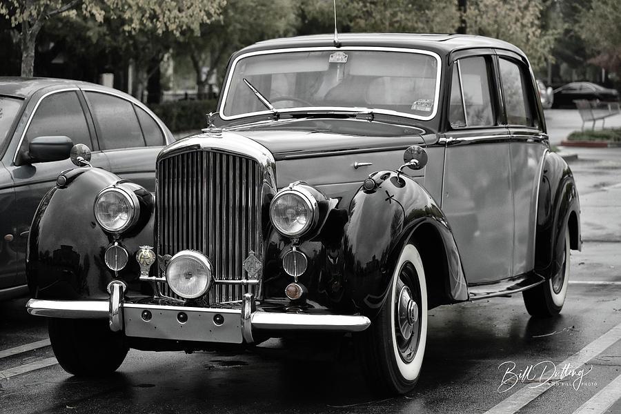 1950 Bentley by Bill Dutting