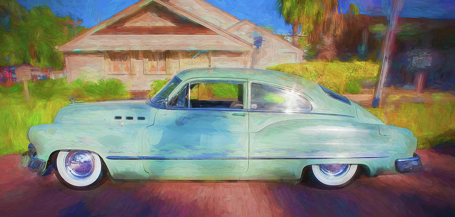 1950 Buick Super Jetback Sedanet - Model 56S X105 by Rich Franco