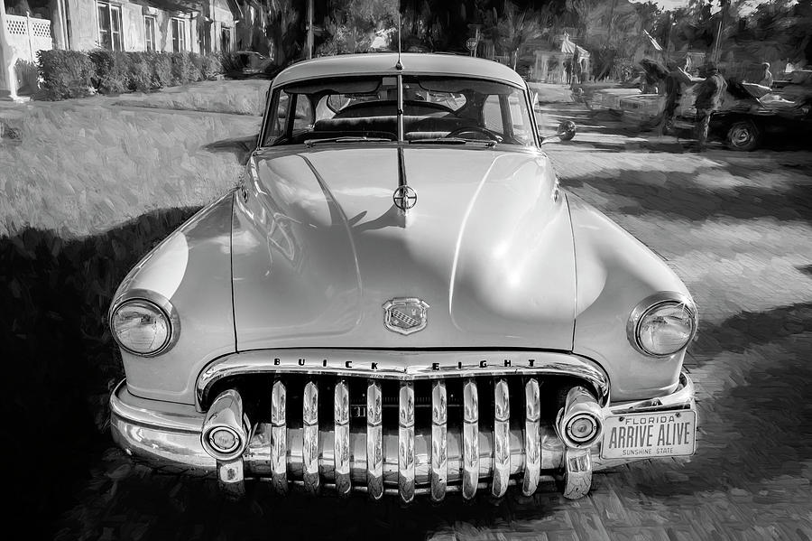 1950 Buick Super Jetback Sedanet - Model 56S X107 by Rich Franco