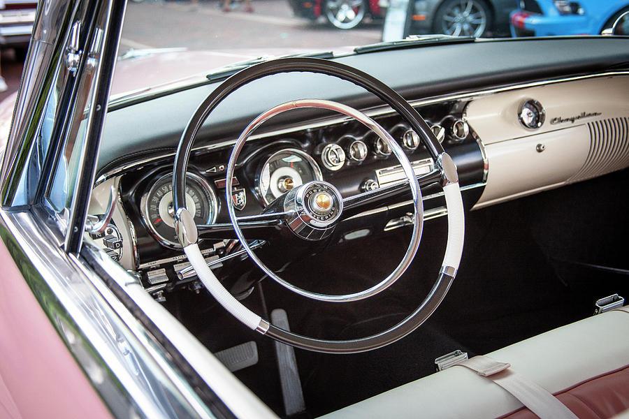 1956 Chrysler New Yorker Newport X116 by Rich Franco