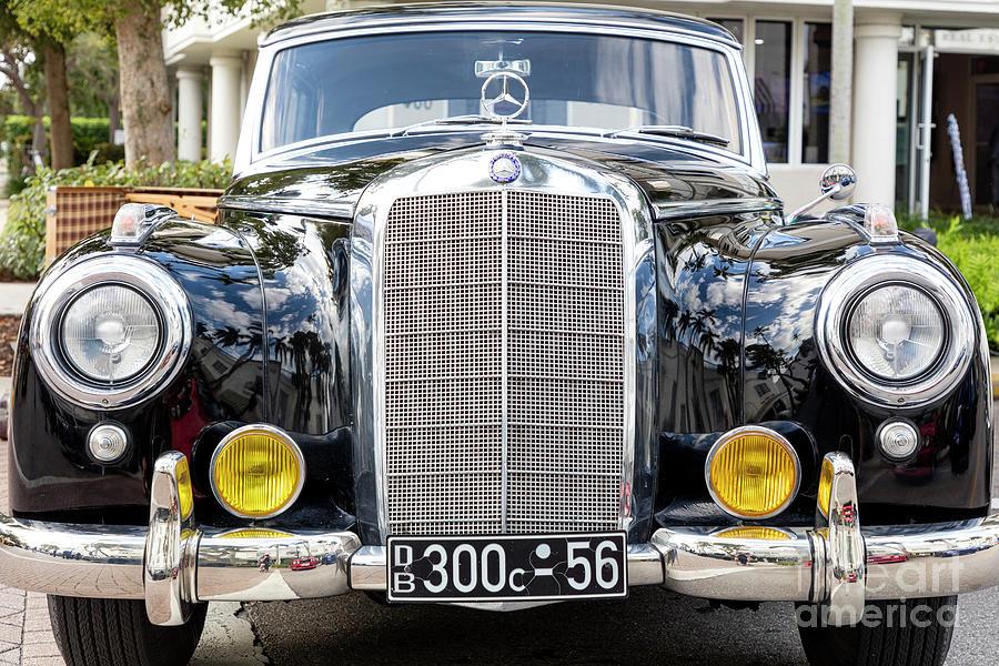 1956 Mercedes-benz 300 Adenauer - Naples Florida Photograph