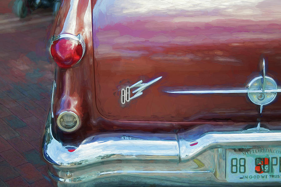 1956 Oldsmobile Super 88 Coupe 109 by Rich Franco