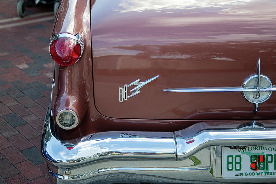 1956 Oldsmobile Super 88 Coupe 110 100 by Rich Franco
