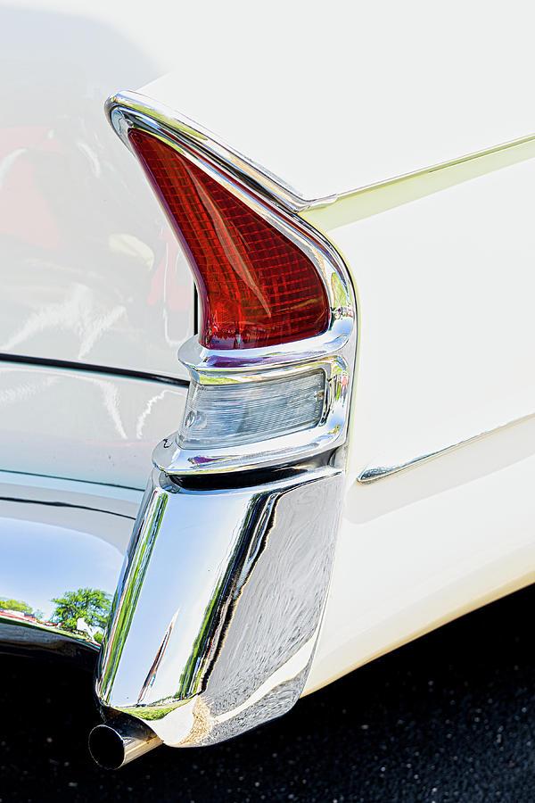 1956 Packard Clipper Custom Touring Sedan Tail Light by Lauri Novak