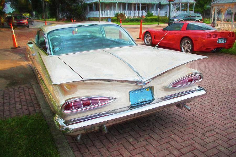 1959 Chevrolet Impala 106 by Rich Franco