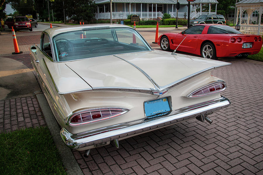 1959 Chevrolet Impala 107 by Rich Franco