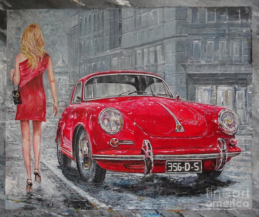 1965 Porsche 356 c by Sinisa Saratlic