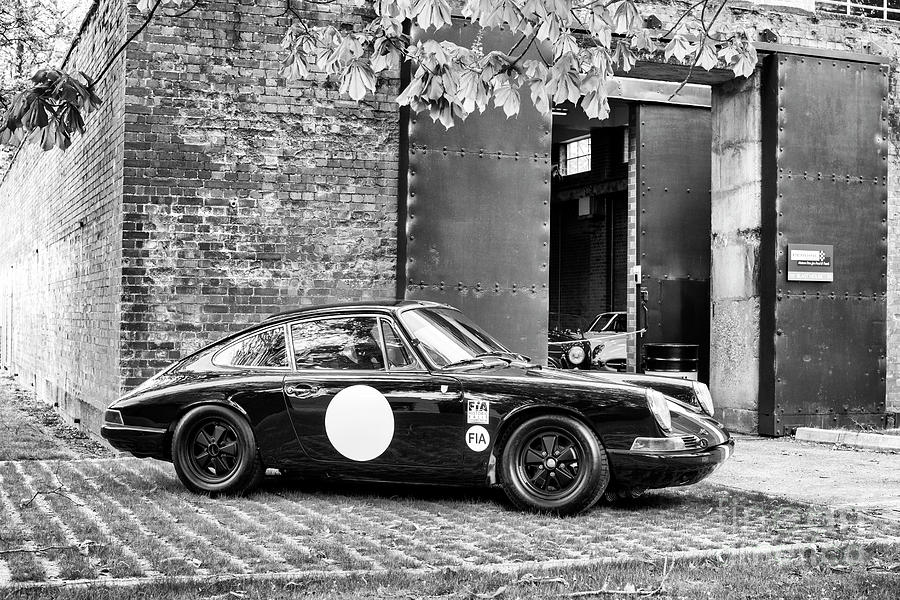 1965 Porsche 911 SWB Competition Car by Tim Gainey