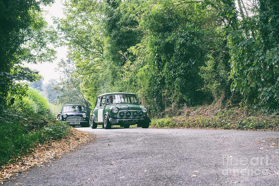 1968 Mini Cooper by Tim Gainey