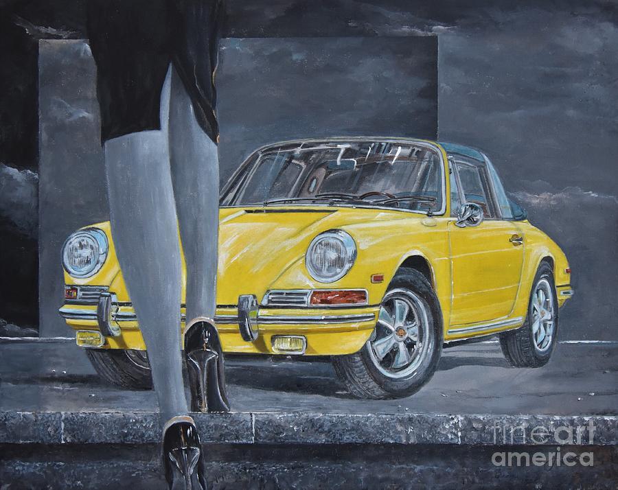 1968 Porsche 911 Targa by Sinisa Saratlic