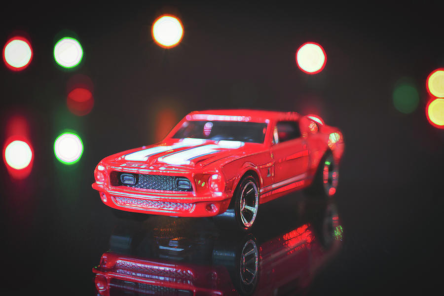 1968 Shelby GT500 by Wade Brooks