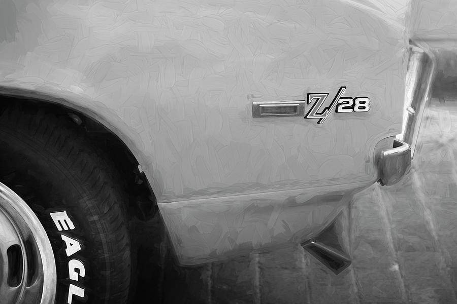 1969 Camaro RS Z28 X109 by Rich Franco