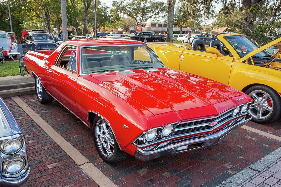 1969 Chevrolet El Camino Custom 350 X100 by Rich Franco