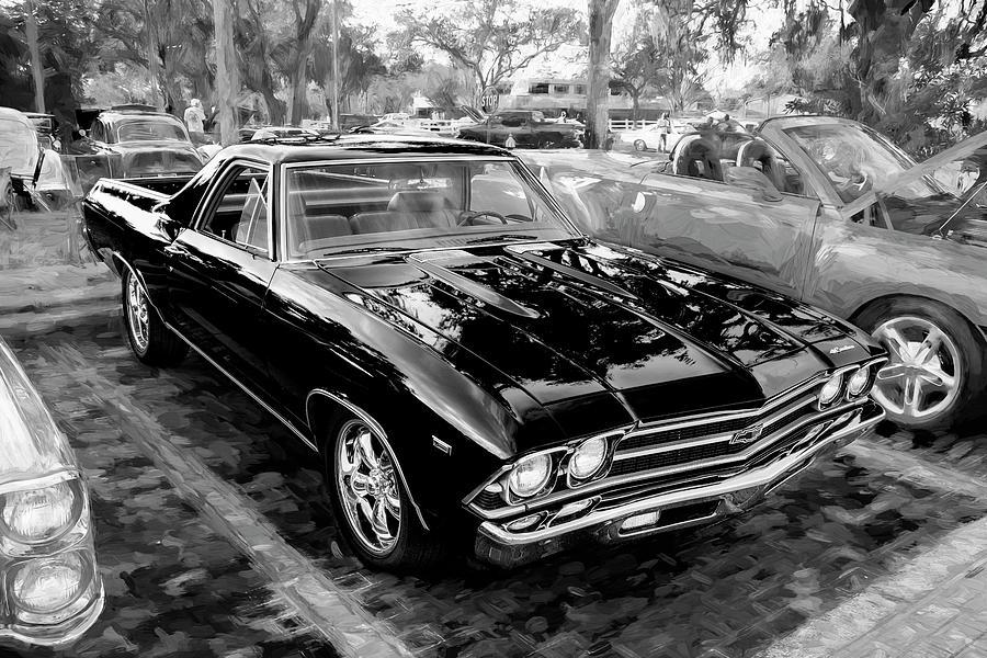 1969 Chevrolet El Camino Custom 350 X102 by Rich Franco