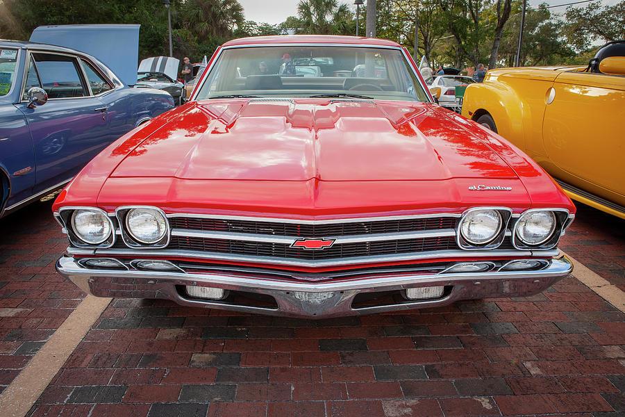 1969 Chevrolet El Camino Custom 350 X110 by Rich Franco