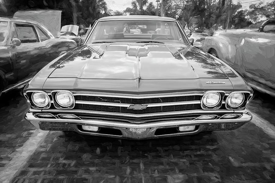 1969 Chevrolet El Camino Custom 350 X112 by Rich Franco