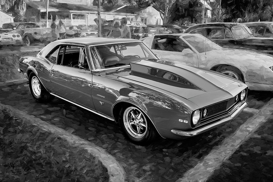 1969 Chevyrolet Camaro SS 434 X175 by Rich Franco