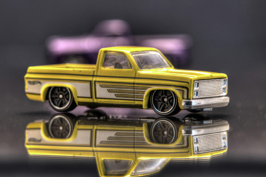 1983 Chevy Silverado by Wade Brooks