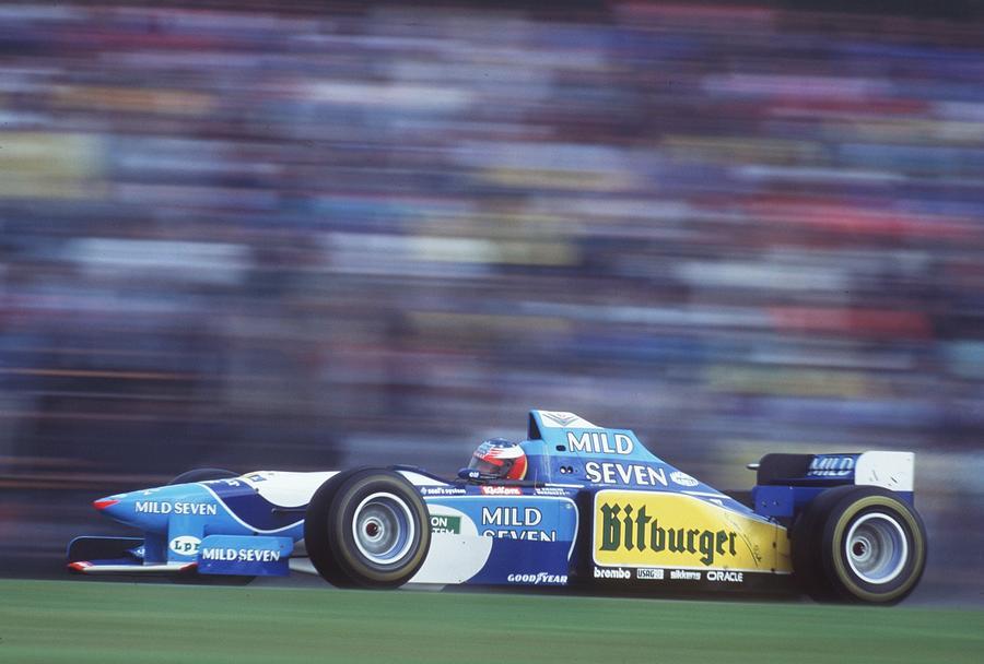 1995 Argentine Gp Photograph by Pascal Rondeau