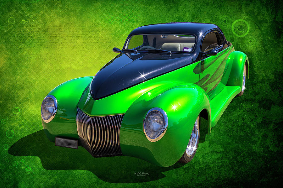 1940 Street Rod by Keith Hawley